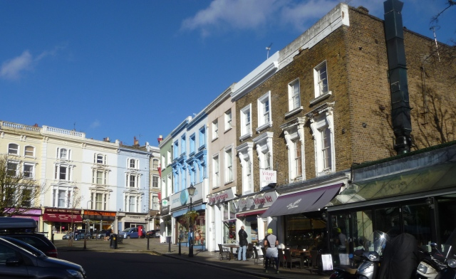 belsize Village