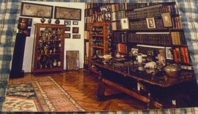 Freud's study