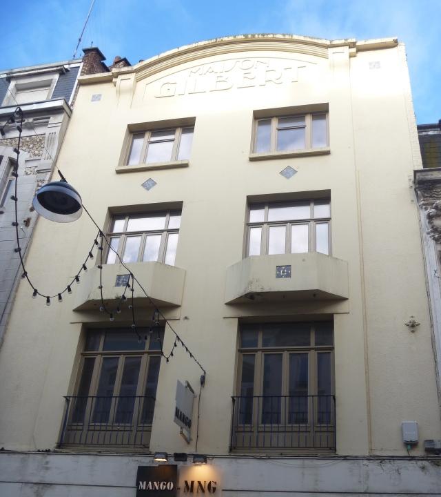 Maison Gilbert Lille