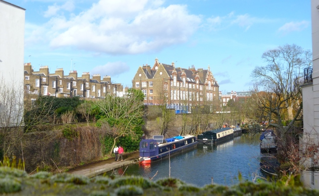 Regents Canal 1