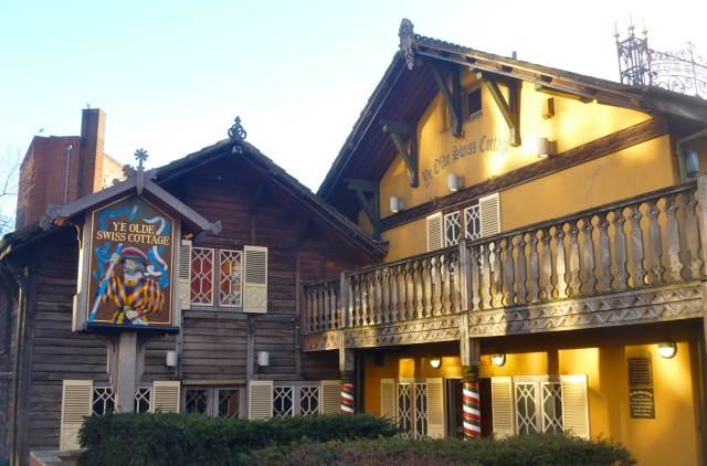 Swiss Cottage