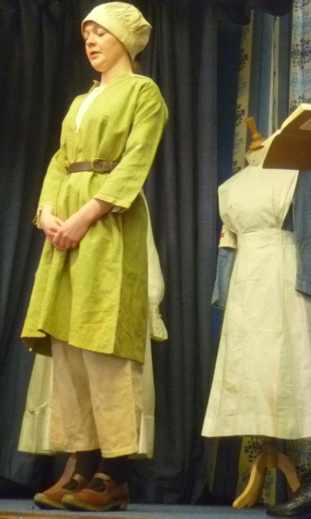 Factory 'dress'