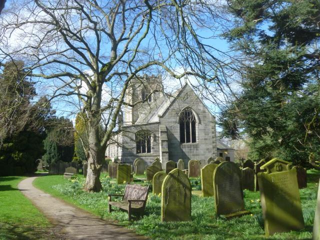 Hampsthwaite Church
