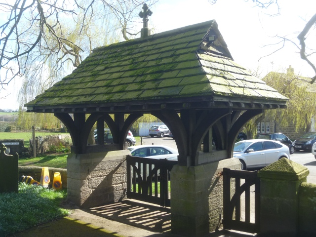 Hampsthwaite Lych Gate