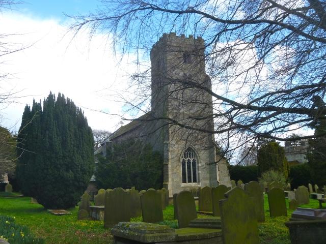 Ripley Church