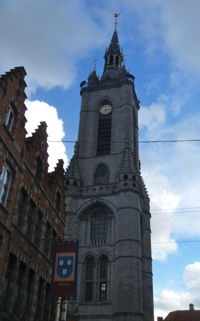 The Belfry Tournai
