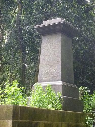 Frank Holl tomb