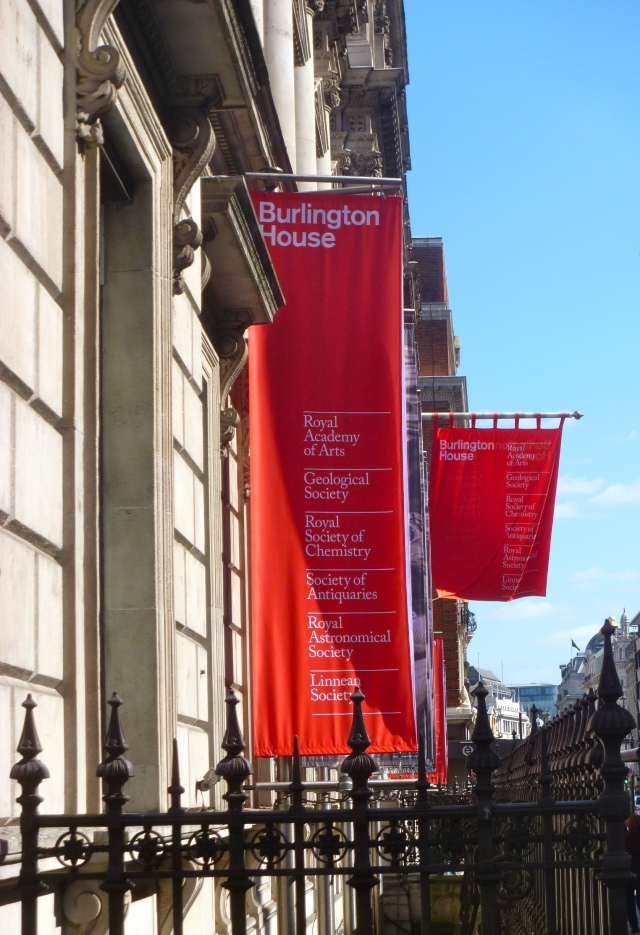 Burlington House flag