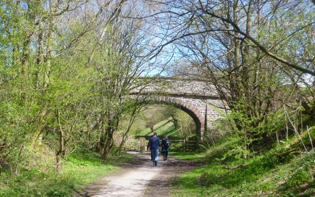 Eden Viaducts track