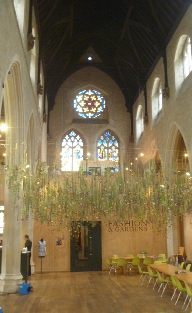 Garden Museum Church