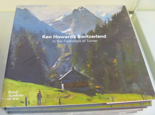 Ken Howard's Switzerland