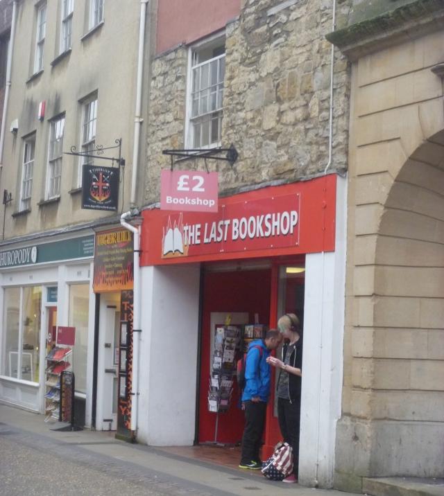 Last Bookshop