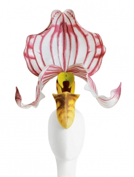 Philip_Treacy__Orchid
