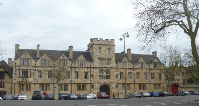 St John's Oxford