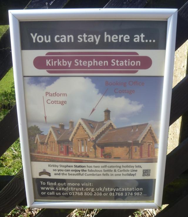 Station cottages to let