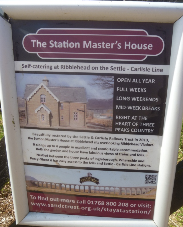 Station Master's House to let