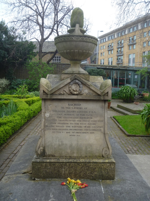 Tomb of Bligh