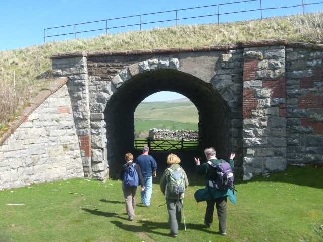 Under the Settle Carlisle Line