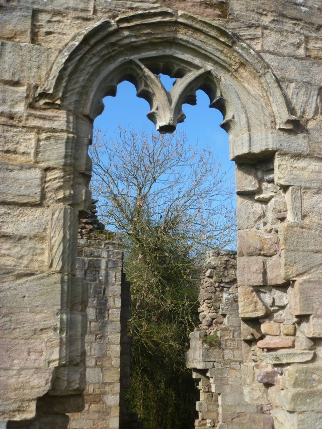 Window ruin Spofforth