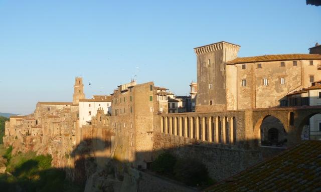 Aqueduct Pitigliano