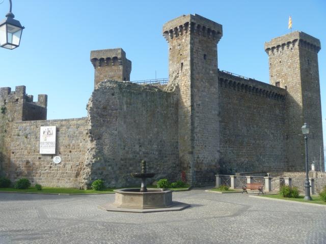 Bolsena Castle
