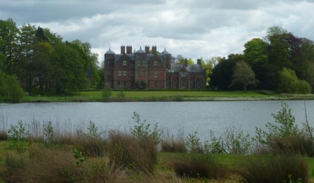 Lake and Hall