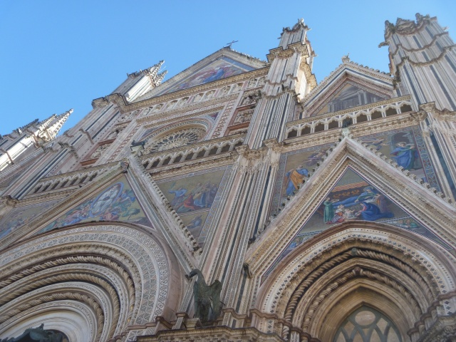 Orvieto Cathedral day