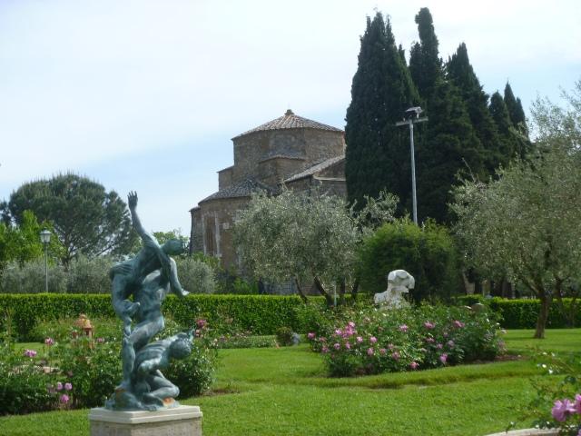 Sovana Duomo