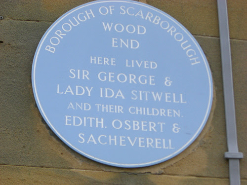 Blue Plaque Scarboro