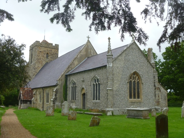 Laughton Church
