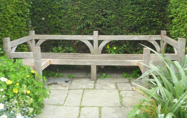 Lutyens Garden Seat