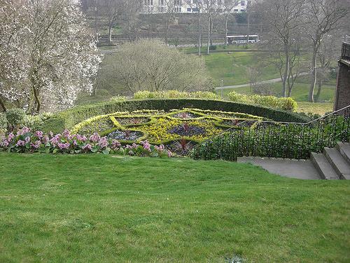 Woodend garden