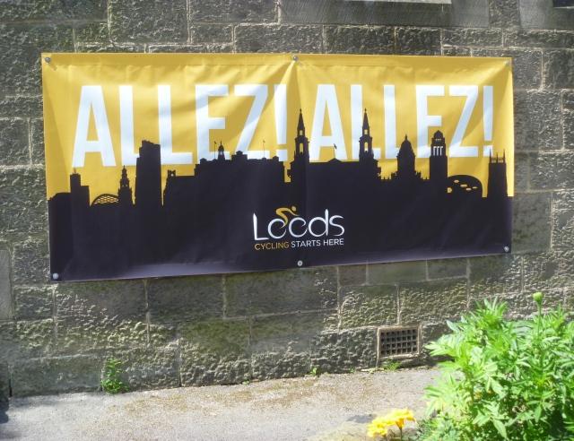 Allez, allez Leeds