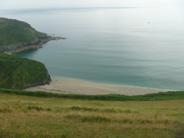 Beach and Lantic Bay