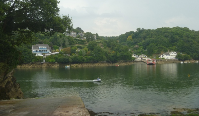 Bodinnick car ferry