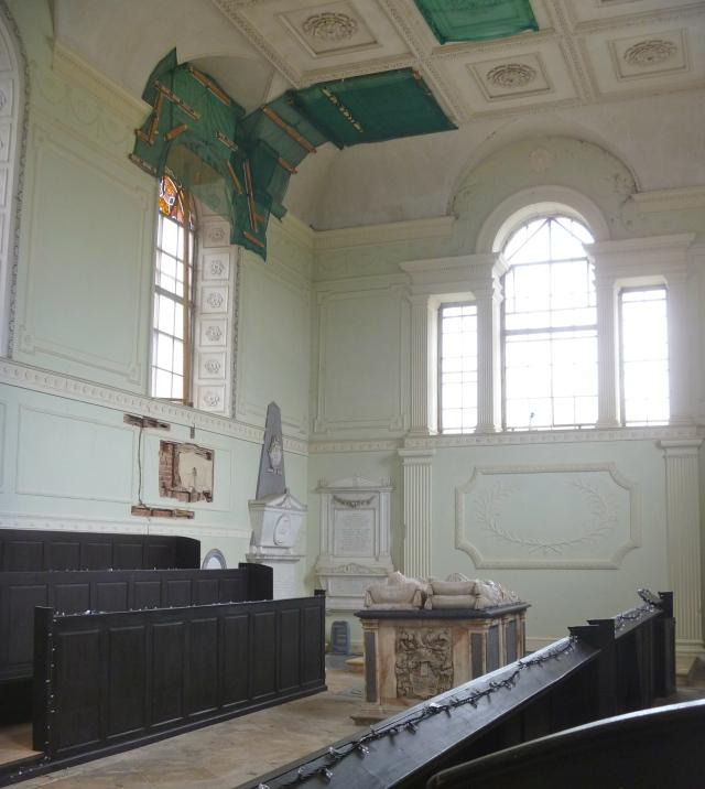 CB's chapel