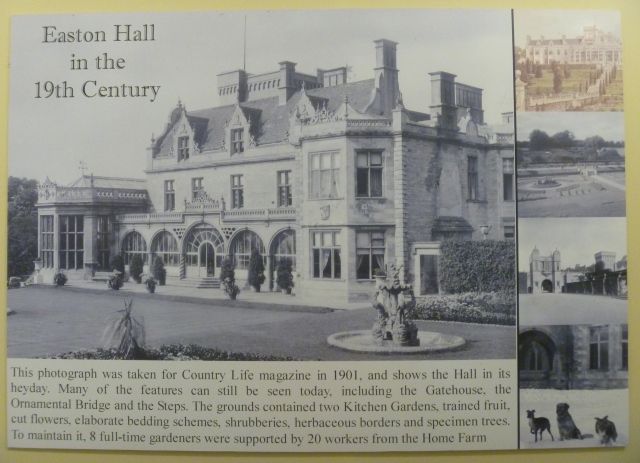 Easton Hall 19C