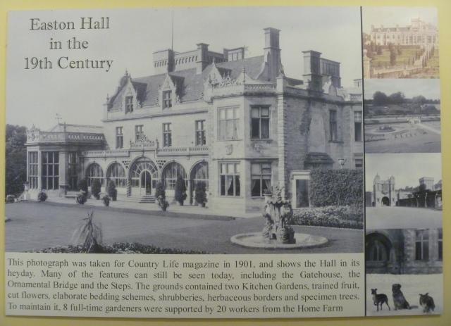 Easton Hall 19C