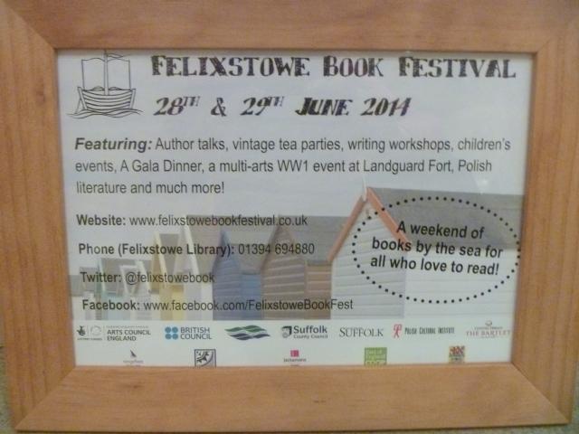 Felixstowe Book Festival