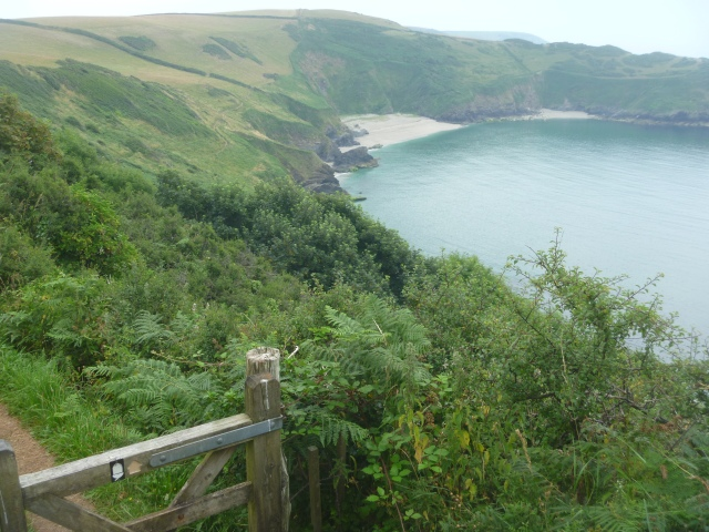 From SW Coast path