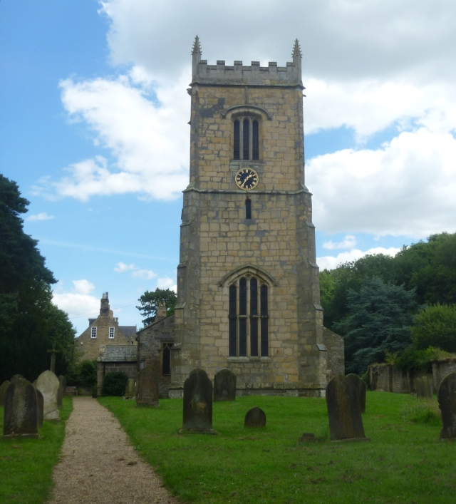 Gilling Church