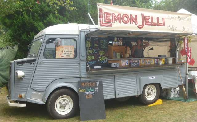 Lemon Jelli