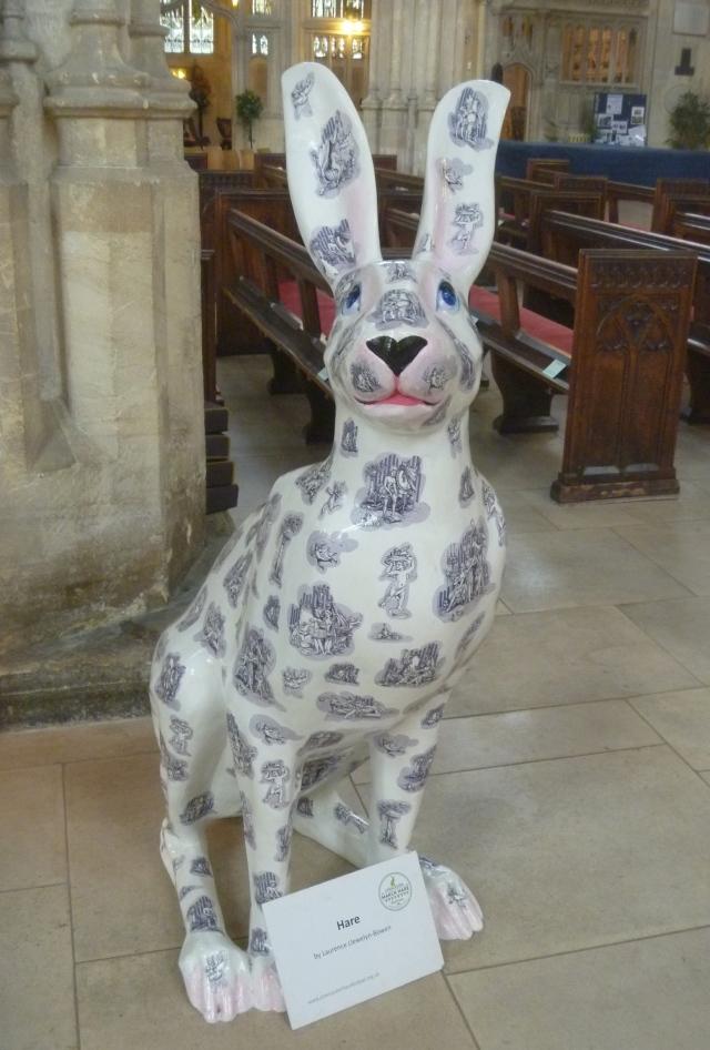 LLB hare