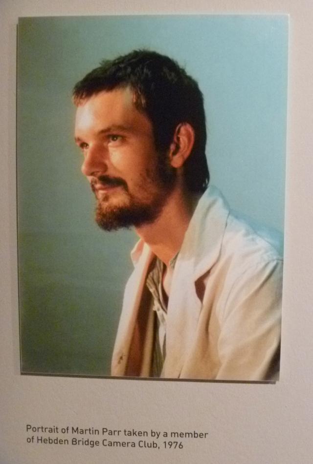 M Parr 1976
