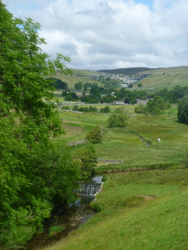 Malham Cove from PW