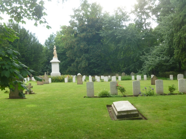 Old War Graves