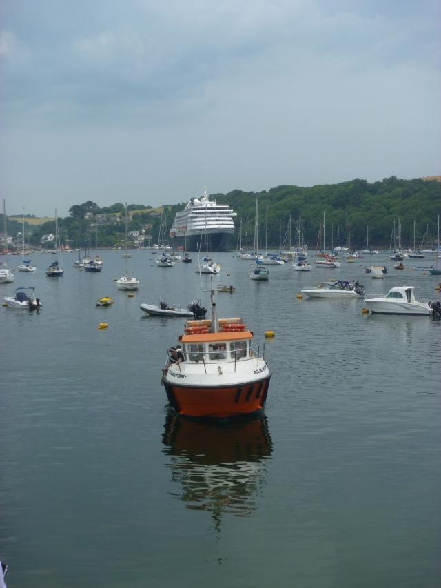 Polruan Passenger Ferry