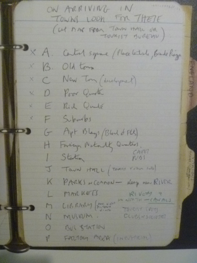 R-J's notes