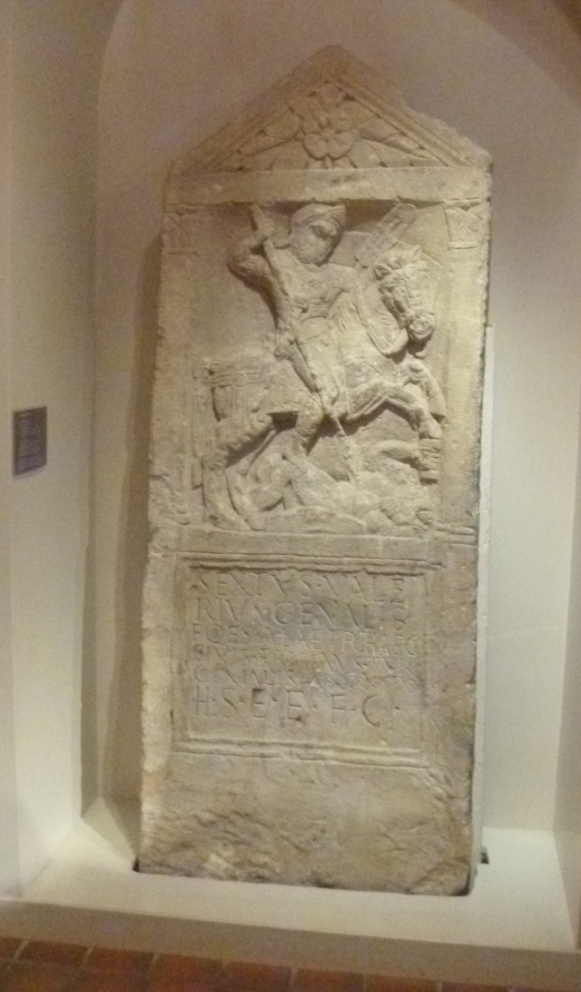 Tombstone of Genialis