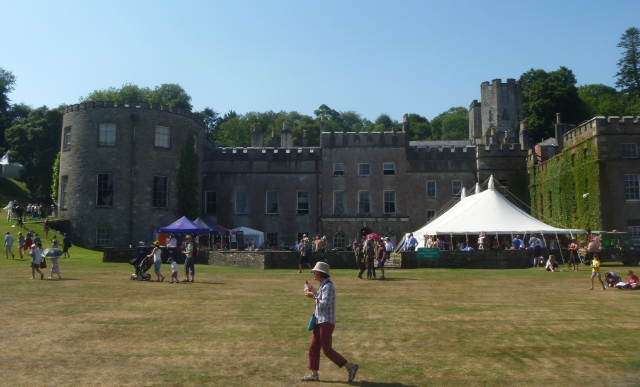 Port Eliot front